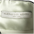 Alexander McQueen  Abito nero
