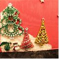 Carlo Zini  Borsa gioiello natalizia