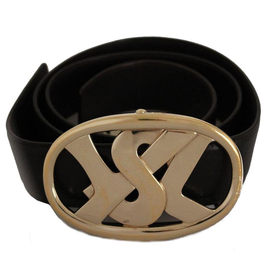 rivenditore online a5e5e 204f3 Saint Laurent - Cintura YSL | ComeNuovo Luxury selection