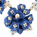 Carlo Zini  Floral collier