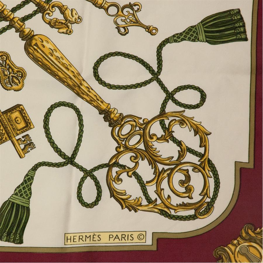 Hermès Vintage Scarf Comenuovo