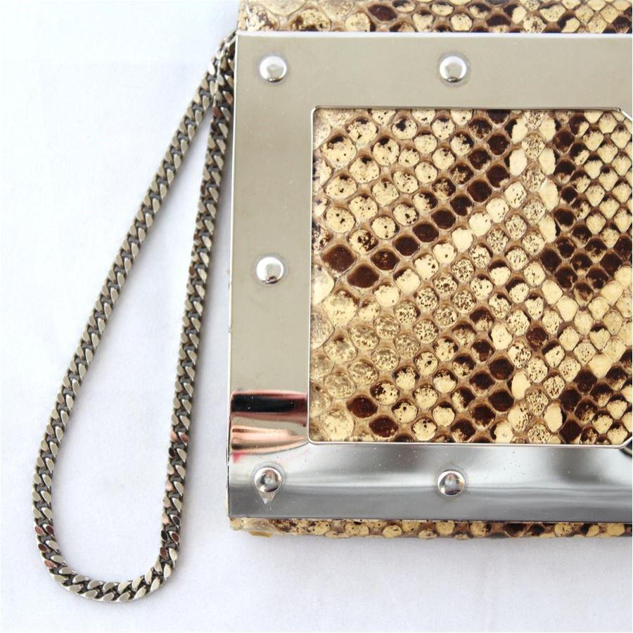 Dolce & Gabbana Reptile Pochette dex0NfwaYL