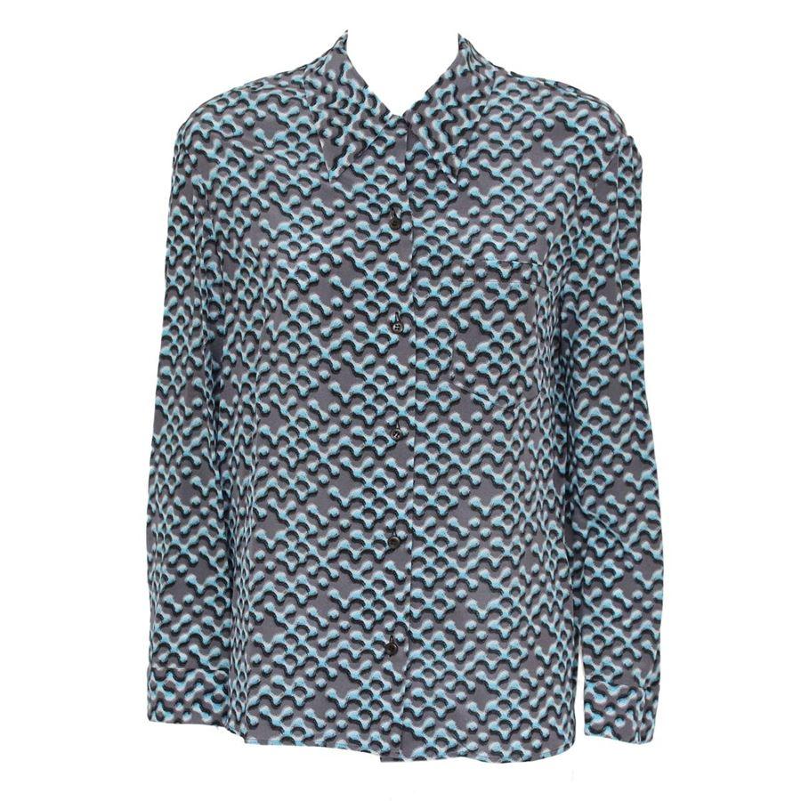 best service d2d51 5b20d Prada - Camicia seta | ComeNuovo Luxury selection