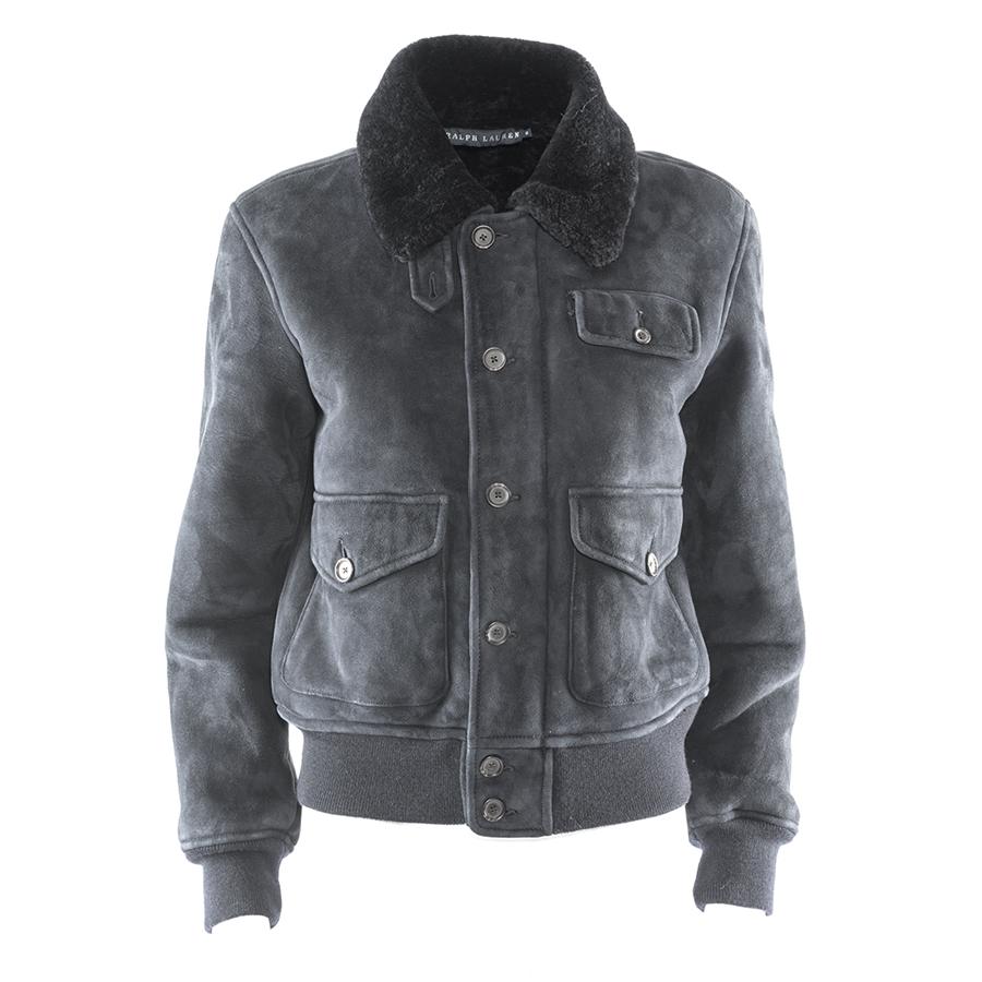 the best attitude d96ac dd795 Ralph Lauren - Sheepskin jacket | ComeNuovo Luxury selection