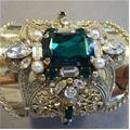 Thot Jewels Bracciale smeraldi