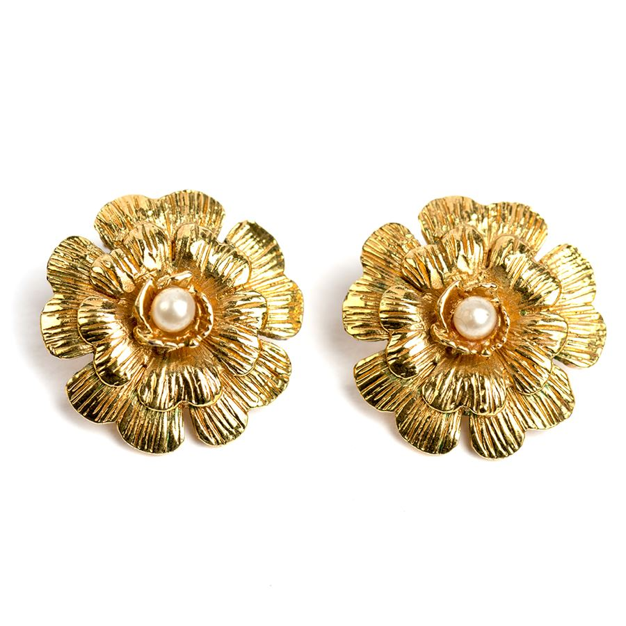 ethnic image golden gold itm girls traditional s earrings is loading for plated glamyug